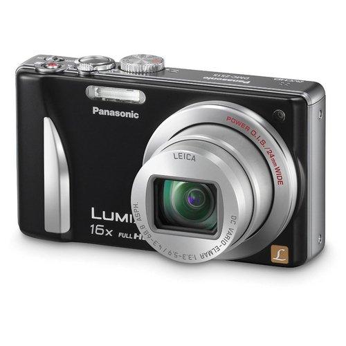 Panasonic LUMIX DMC-ZS15 Digital Camera, Accessory Kit