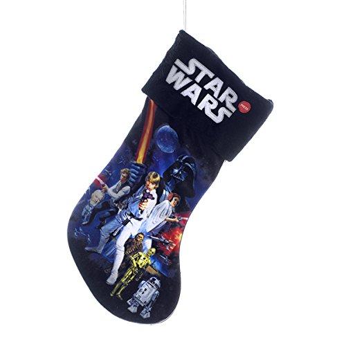 Star Wars Light-Up Stocking