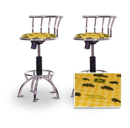 John Deere Cafe Table : Furniture gt outdoor bistro chair