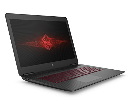 Omen by HP 17-w005na 17.3-Inch FHD Gaming Laptop (Shadow Mesh) - (Intel Quad Core i7-6700HQ, 16 GB RAM, 128 GB SSD, 1 TB HDD, NVIDIA® GeForce® GTX 965M - 4 GB Dedicated Graphics Card, Windows 10)