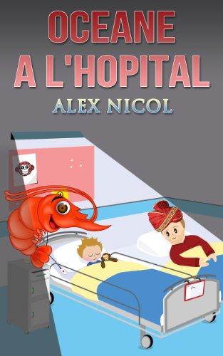 Couverture du livre Océane à l'hôpital