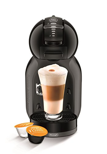 Nescafe Dolce Gusto Mini Me Coffee Capsule Machine by De'Longhi - Piano Black
