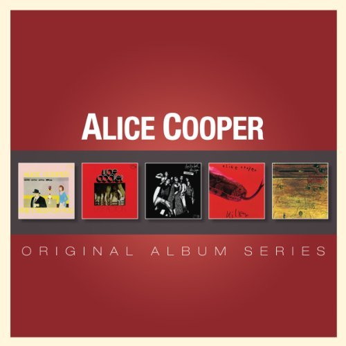 Original Album Series (5 Pack) by Alice Cooper (2012-08-03)