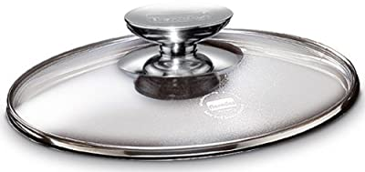 Berndes Glass Lid with Stainless Knob, 11-in.