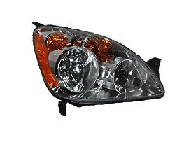Honda CR-V Headlight Oe Style Japan Built Headlamp Right Passenger Side