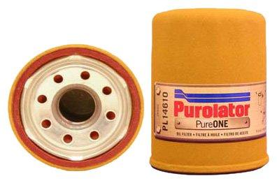 Purolator PL14610 PureONE Oil Filter (Pack of 2)