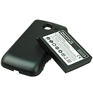 Extended Battery for LG LS670, Optimus S (With Cover)