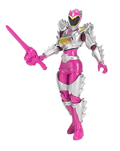 Power Rangers Dino Super Charge - Dino Super Drive Pink Ranger Action Figure, 5