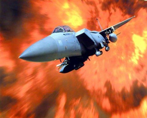 F-15A Eagle (16 X 20)
