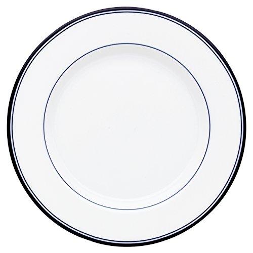 Dansk Concerto Allegro Salad Plate, White
