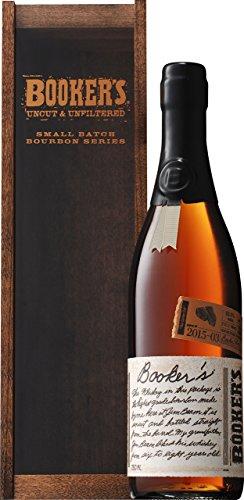 バーボン ウイスキー ブッカーズ 木箱入り 750ml