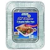 Hefty Roaster Baking Pan Dw Safe, Medium 11.75