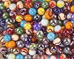 Mega Marbles SET OF 24 ASSORTED - 1/2...