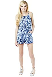 Angel Pure Cotton Tie Dye Playsuit