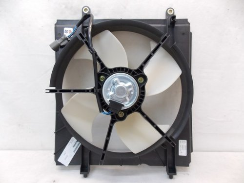 Sunbelt Radiators Inc. New Quality Replacement Fan Assembly for HONDA ACCORD new original cpu cooling fan for asus x43u k43b x43b k53by k53t a53u k53 k43 x53u dc brushless notebook cooler radiators fan