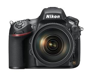 Nikon D800 36.3 MP CMOS FX-Format Digital SLR Camera (Body Only)