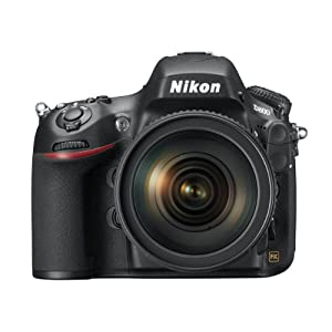 1. Nikon D800 36.3 MP CMOS FX-Format Digital SLR Camera (Body Only) Price:  $2,999
