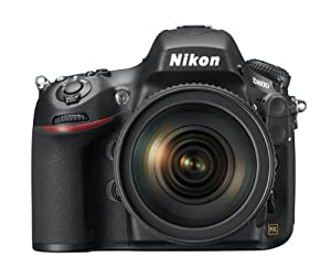 Nikon D800 36.3 MP CMOS FX-Format Digital SLR Camera (Body Only) (2012 Model)