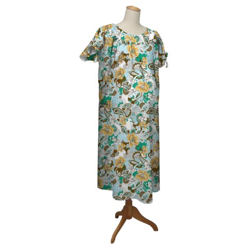 the peanut shell Hospital Gown, Boho Chic, Small/Medium