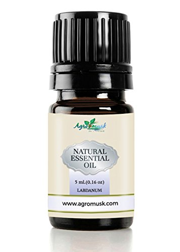 Labdanum Essential Oil Pure Therapeutic Grade 5ml By Agromusk