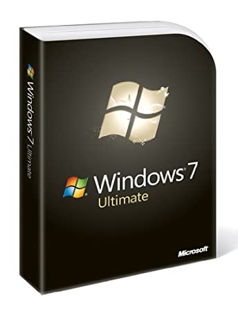 Windows 7 Ultimate 32/64 Bit