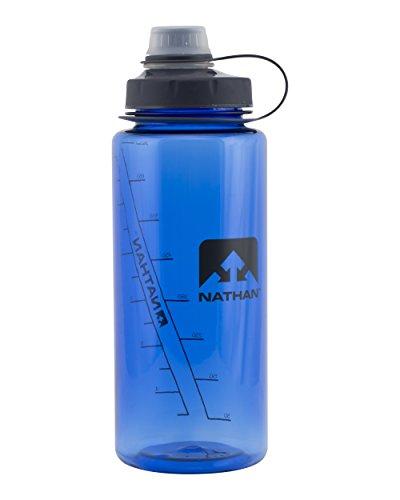 Nathan Little Shot 750Ml Bottle, Electric Blue