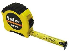 US Tape 52466 3/4-Inch x 16-Foot Modular Spacing ProTape