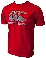 Canterbury T-Shirt respirant Homme Gris Atomique