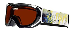 Sinner Kids Chameleon Goggle - Black, One Size (Old Version)