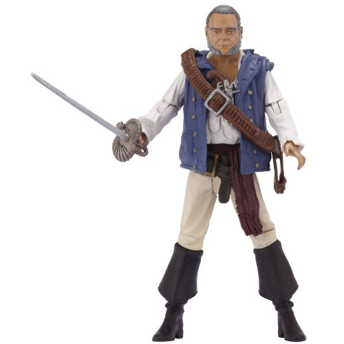 Pirates Of The Caribbean Basic Figure Wave #1 Gibbs V1P4