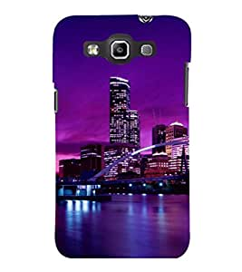 printtech Boat City River Building Back Case Cover for Samsung Galaxy Quattro i8552::Samsung Galaxy Quattro Win i8552