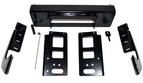 Great Features Of Warn 90125 GEN II Trans4mer Bracket Kit for Mid Frame Winches