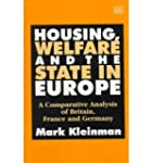 Housing, Welfare and the State in Eur...