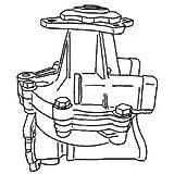 Water Pump for SUZUKI BALENO (EG) 1995/3-2002/5 1.8 GT Petrol Saloon