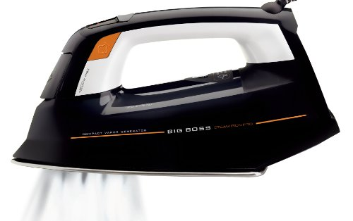 Big Boss All In One Low Temperature Constant Steam Iron Pro (Iron Acetate compare prices)