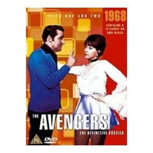 The Avengers : The Definitive Dossier 1968 (Box Set 1) [DVD]