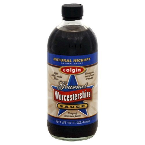 Colgin, Sauce Worcestershire, 16 OZ (Pack of 3)
