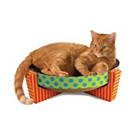 Petstages Snuggle Scratch And Rest Cat Bed