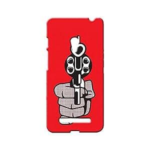 BLUEDIO Designer Printed Back case cover for Asus Zenfone 5 - G3810