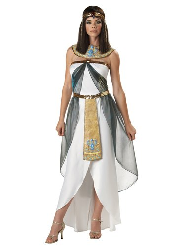 Sexy Greek Goddess Costume Egyptian Queen Cleopatra Queen Of The Nile Mythology