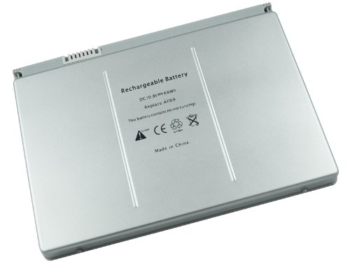 Batterie d'ordinateur portable MA458G/A Apple MacBook 68Wh,10.8V, Li-Ion Accu, Laptop batterie