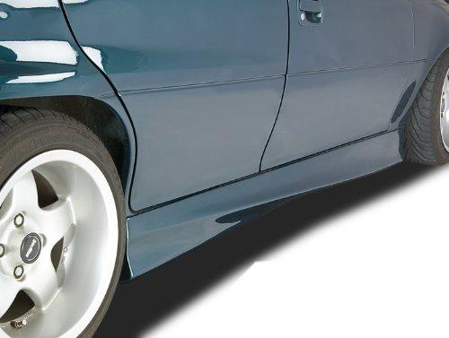 Seitenschweller Schweller Spoiler Opel Astra F SS106