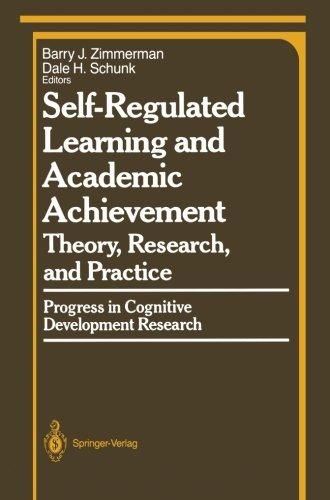 self regulation of learning