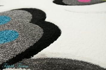 4 merinos diamond tapis pour enfant enfant avec - Tapis turquoise enfant ...