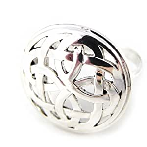 "Amazon.com: Ring silver ""Rosace Filigrane"". - Taille 54: Jewelry"