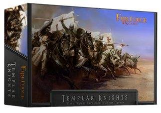 Fireforge Games: 28mm Templar Knights Cavalry (12)
