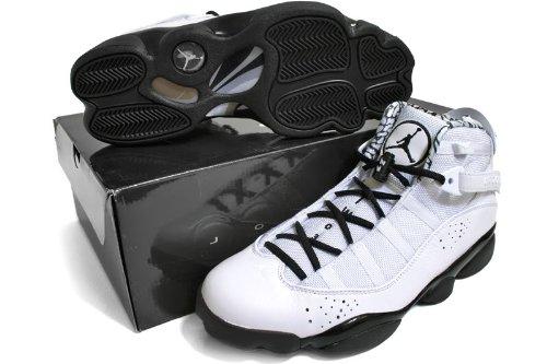 Nike Air Jordan 6 Rings Premier \\u0026quot; Motor Sport \\u0026quot; White/