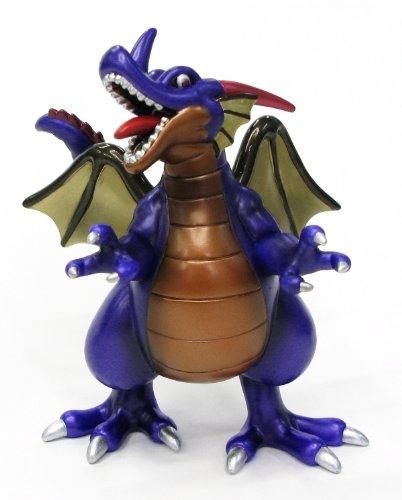 ドラゴンクエスト ソフビモンスター 限定メタリックカラーバージョン001 りゅうおう