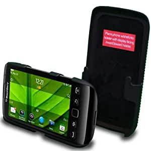 Original BlackBerry Torch 9850/9860 Hard Shell Holster Combo - Non-Retail Packaginggaing