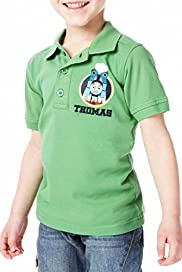Pure Cotton Thomas & Friends� Polo Shirt [T88-2122C-Z]